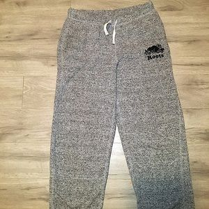 Roots girls joggers